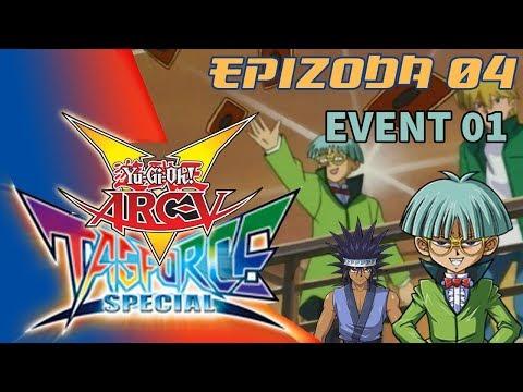 Yu-Gi-Oh! ARC-V Tag Force Special epizoda 04 (BACIO JE KARTE U OKEAN)