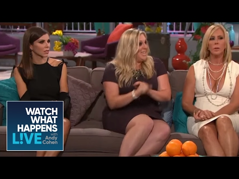RHOC REUNION SNEAK PEEK: Brianna Tells Vicki Gunvalson How Brooks Ayers Hit On Her   WWHL
