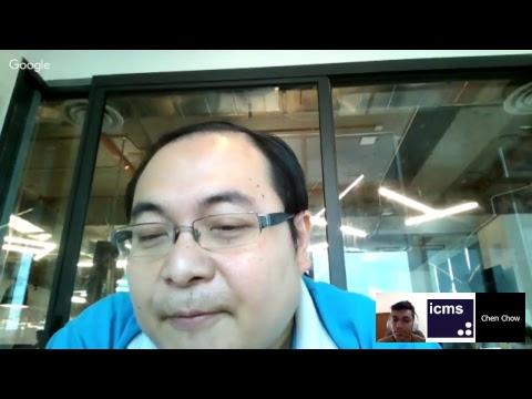 [ICMS NA Speaker Series: Entrepreneurship // Yeoh Chen Chow]