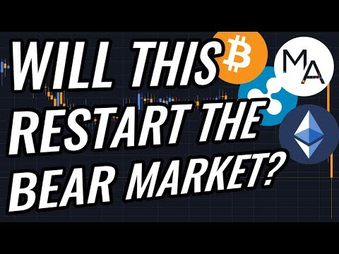 ALERT: Shocking Tether Scandal About To Restart The Bitcoin & Crypto Bear Market? | BTC Drops 10%