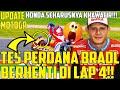 HONDA CURI START!! PALING CEPAT UJI COBA MOTOR ANYAR UNTUK MOTOGP 2020!!!