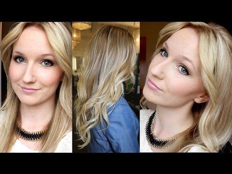 Bleach blonde Haare Bilder