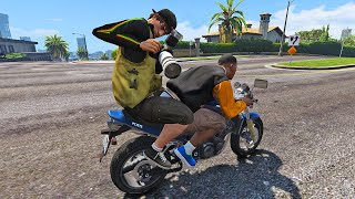 PAPARAZZO │ Mission Strangers and Freaks [ GTA 5 MODS ]