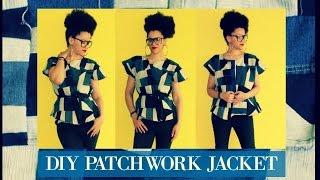 Baixar Refashion Denim into a DIY Patchwork Jacket | Child of Alcoholism | TEM FÉ