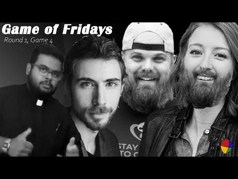 Game of Fridays, Round 1 Game 4