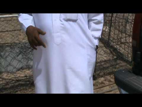 Aziz kpbail kalladka  402 sheep tent sahara.MPG