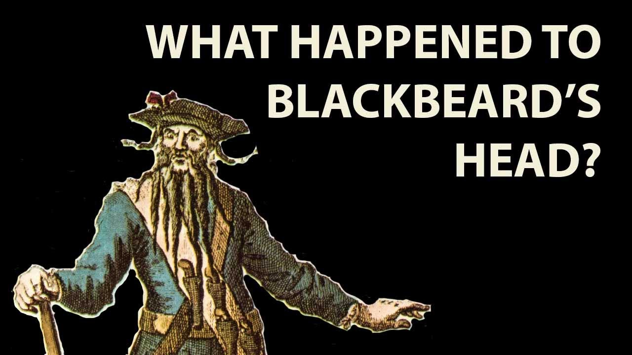 Death and Beheading of Pirate Blackbeard - YouTube