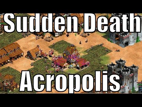 You Can Never Have Enough Defenses! Sudden Death Acropolis