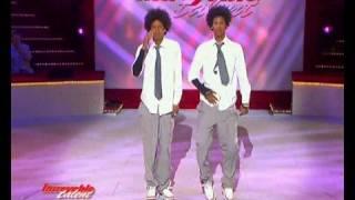 Incroyable Talent #3 : Les Twins