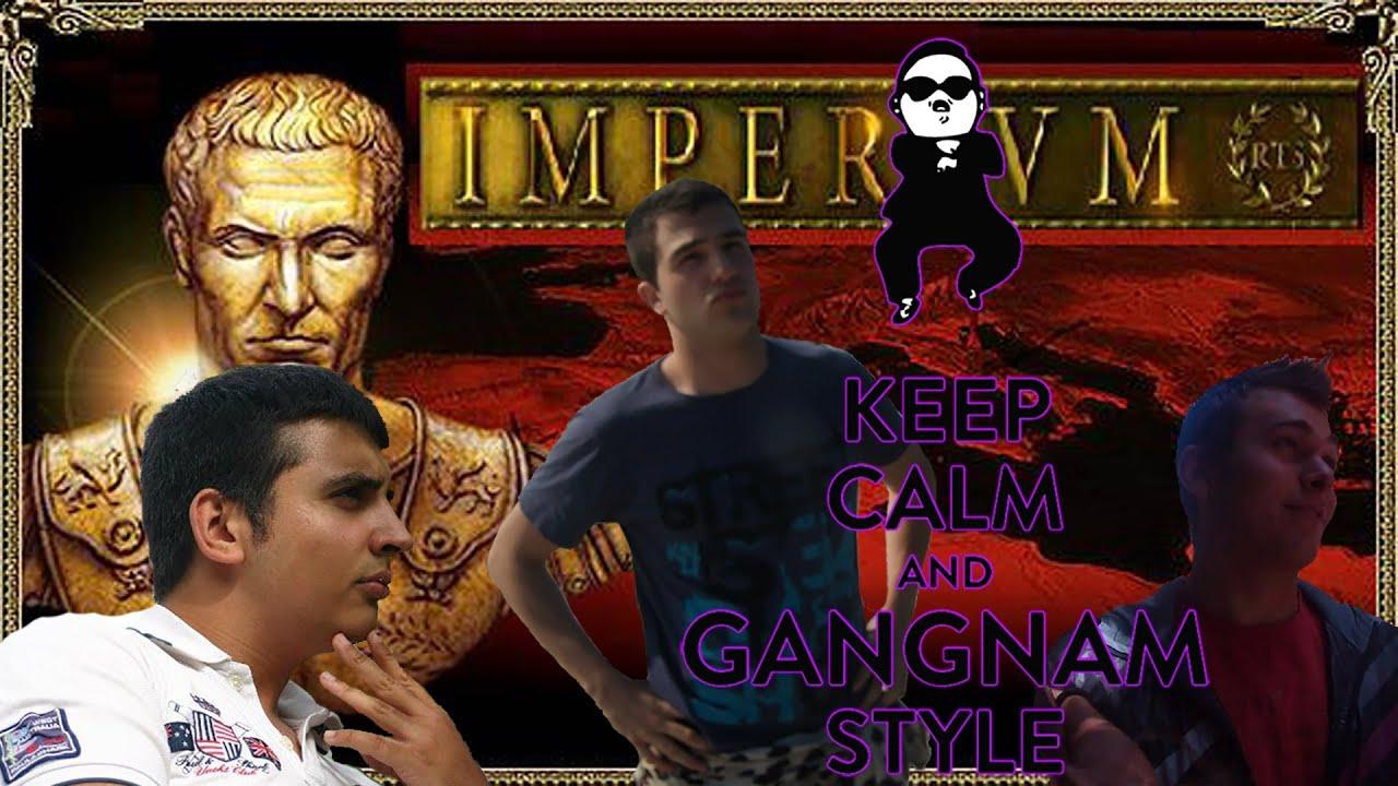 """Imperivm III   """"La Leyenda de ..."""