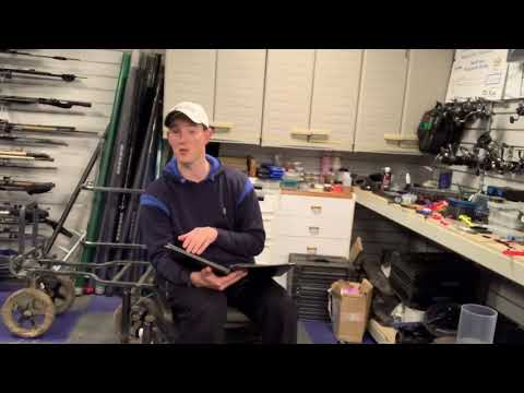 Lee Kerry's Fishing Tales - Pt 9 A Cold Winter