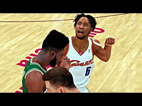 CRAZY FIGHT BROKE OUT! Might Get Suspended For PUNCHING PLAYERS IN THE FACE - NBA 2K19 MyCAREER R2G1