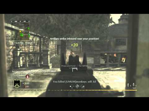 Zakasol :: Quad Feed Thompson CoD 5