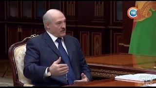 Лукашенко пообещал удвоить сумму, которую сумеет сэкономить МВД