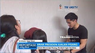 Anak Presiden Jualan Pisang, Kaesang Pangarep