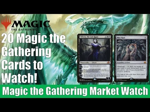 MTG Market Watch: 20 Magic the Gathering Cards to Watch