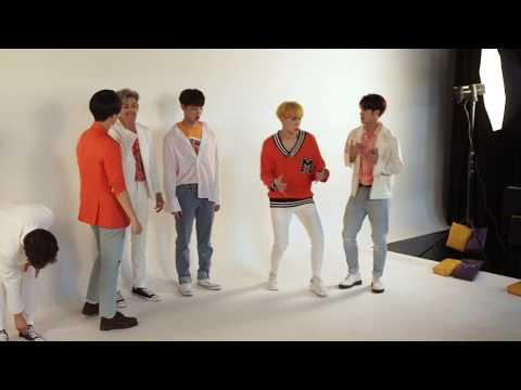 FWD Real People, Real Passion Season 4 – GOT7 Behind the scene