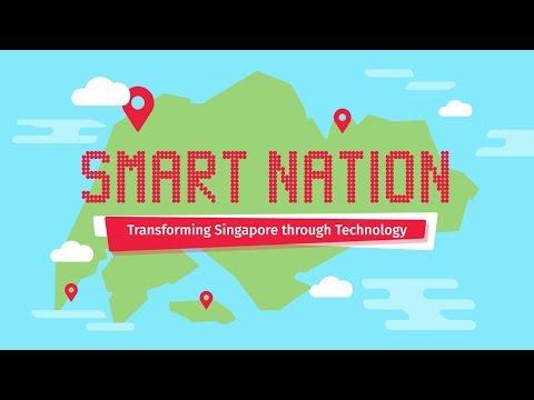 Smart Nation - Transforming Singapore Through Technology
