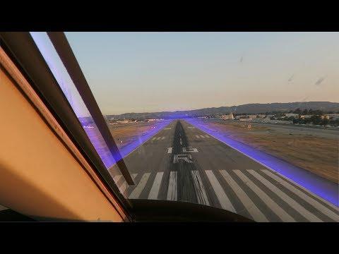 Van Nuys 16R Approach Lear 60 (ATC Audio)