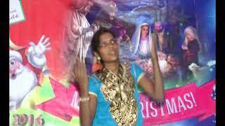 Nee Vaipe Chustunna Telugu Christmas Dance