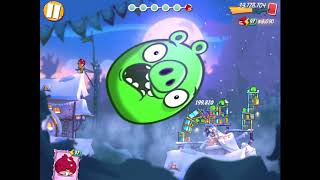 Angry Birds 2 AB2 - Jingle Birds Adventure 2019 (Level 4 - 5)