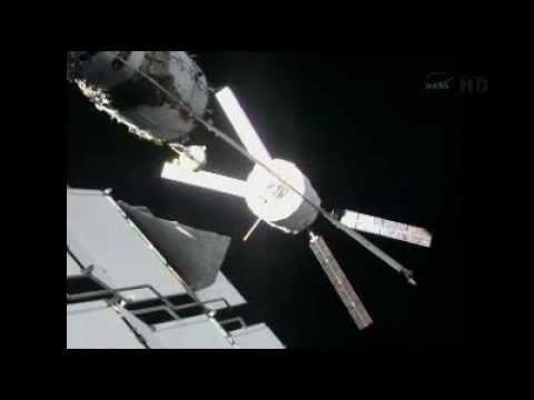 ATV3 dock with ISS :No Cut version 23min