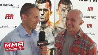 Gutowski o kontrakcie Babilon MMA, Zieliński vs Rutkowski i Błachowicz vs Jacare