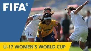 Brazil win seven-goal thriller