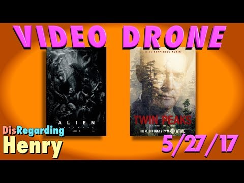 Alien: Covenant & Twin Peaks...