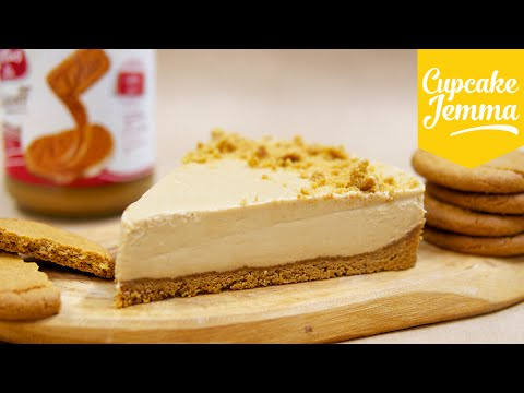 Triple Biscuit Cheesecake Recipe | Cupcake Jemma