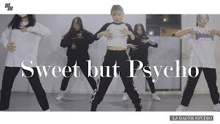 Ava Max - Sweet but Psycho | Dance Choreography by 김초희 | LJ DANCE STUDIO | Girls Hiphop DANCE CLASS