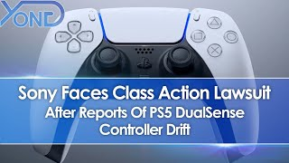 Sony Faces Class Action Lawsuit After Reports of PS5 DualSense Controller Drift