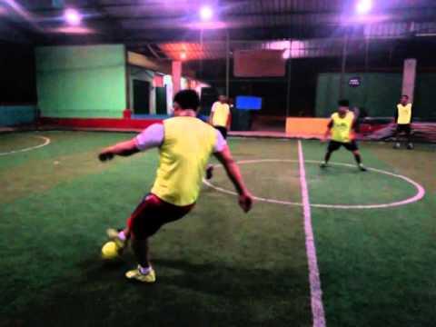 Futsal anak kinari di perantauan