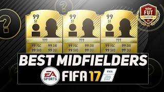 Best midfielders in fifa 17 - best attacking & defensive midfielders for futchampions - cm/cdm/cam