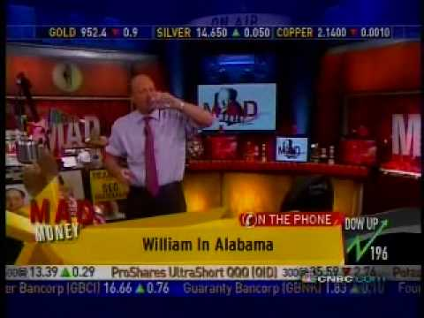 Jim Cramer of Mad Money on BBV, BBVA, Banco Bilbao Vizcaya Argentaria
