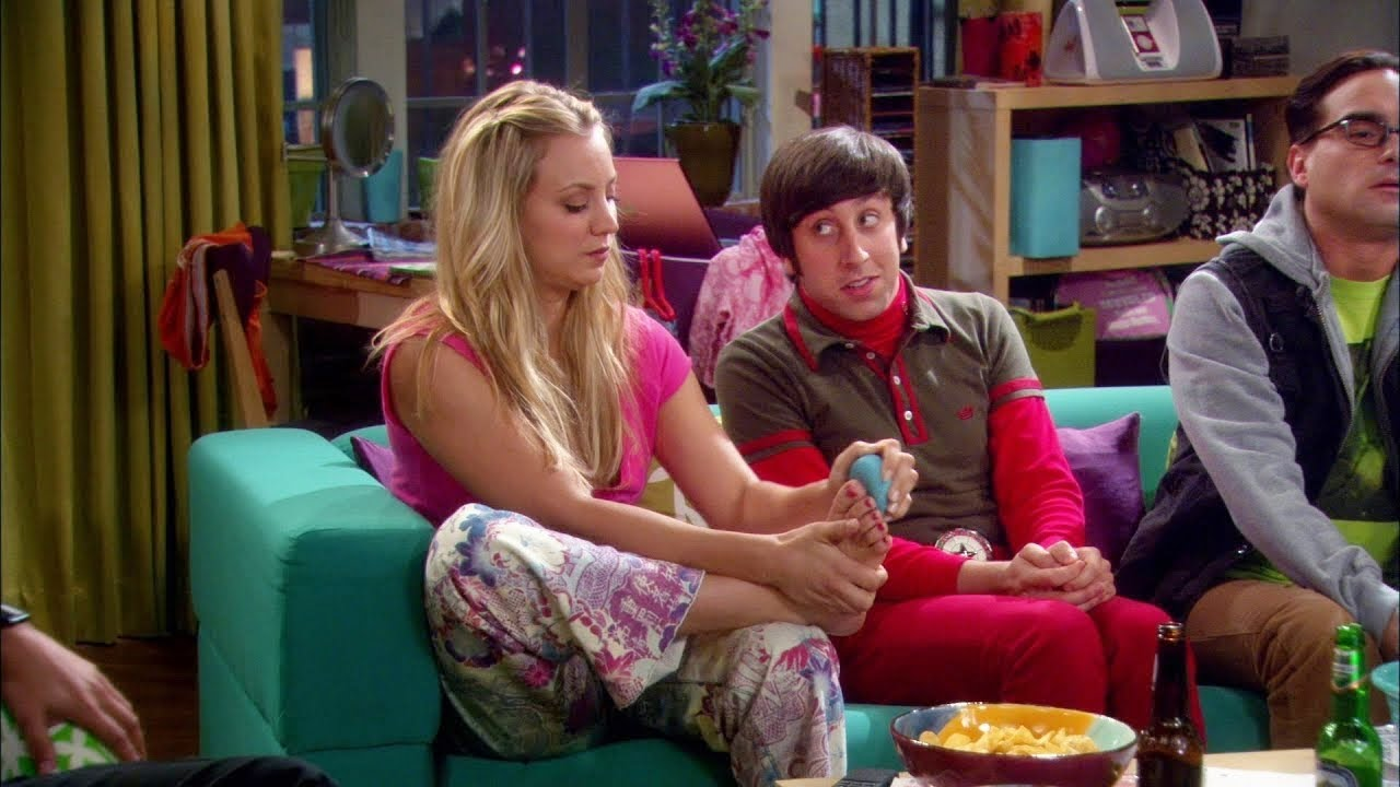 hd the big bang theory the zazzi substitution episode