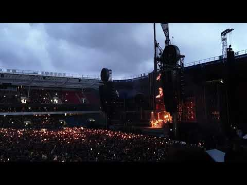Rammstein - Diamant (Live Ullevaal Stadion, Oslo, Norway - August 18, 2019) HD