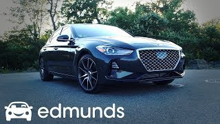 2019 Genesis G70 First Drive | Review | Edmunds