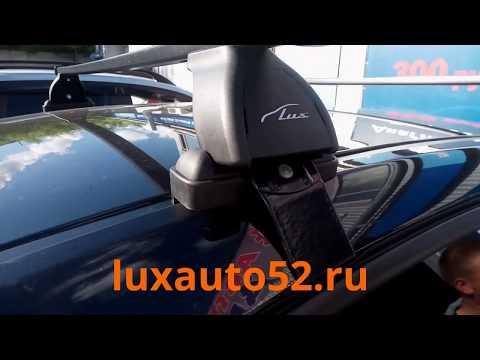 Багажник на крышу Chevrolet Cruze