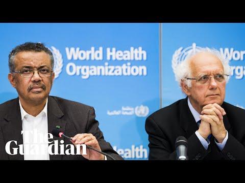 World Health Organization declares coronavirus a global health emergency