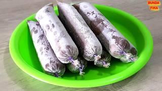 2 Bahan Saja Cara Membuat Es Lilin Susu Oreo Enak dan Sederhana | Simple