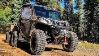 Brian Fisher - Review of the 2019 Can-am Maverick Trail 1000 DPS