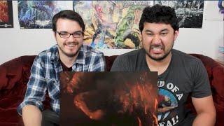 DOOM 4 E3 TRAILER REACTION!!!