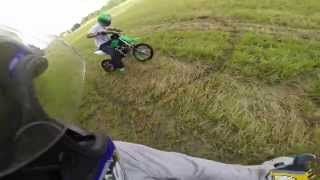 Pitbike 125cc GoPro Summer fun
