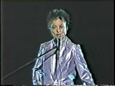 Laurie Anderson - The Language Of The Future
