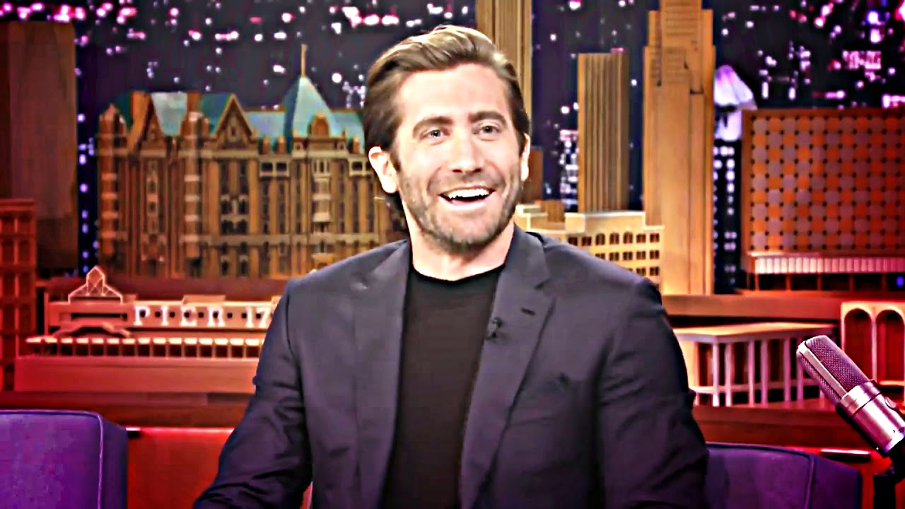 Watch Jake Gyllenhaal Is Ready to Have a Baby video