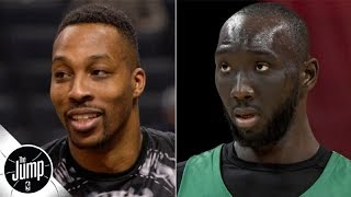 Download Dwight Howard, Joakim Noah or even Tacko Fall to the Lakers? | The Jump Mp3 and Videos