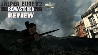 Sniper Elite V2 Remastered (Switch) Review (Video Game Video Review)