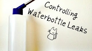Preventing Waterbottle Leakage thumbnail