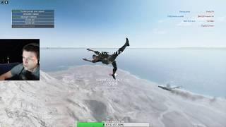 BFV - My Spitfire MK VB got rekt by debris